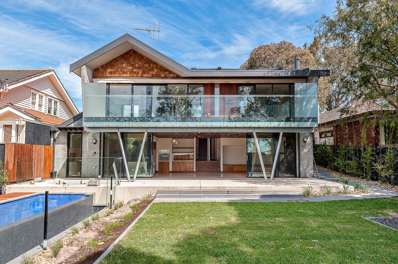 Ashburton Exterior 4, Michael Ellis Architects