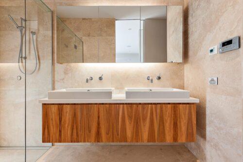 Ashburton Interior Bathroom 10 500x333, Michael Ellis Architects