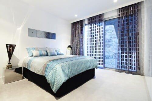 Yellingbo Bedroom 2 500x333, Michael Ellis Architects