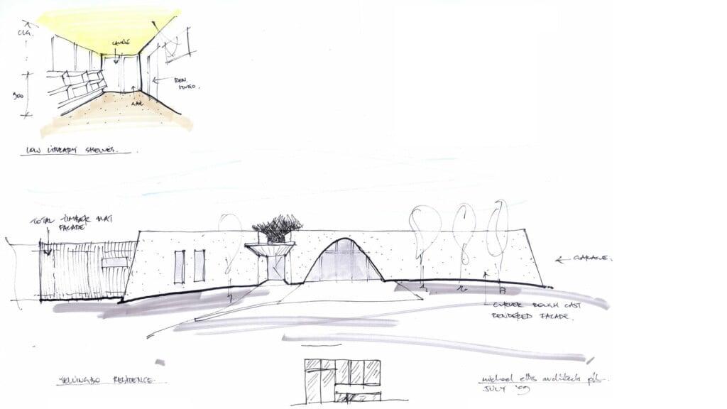 Yellingbo Sketch 1024x576, Michael Ellis Architects