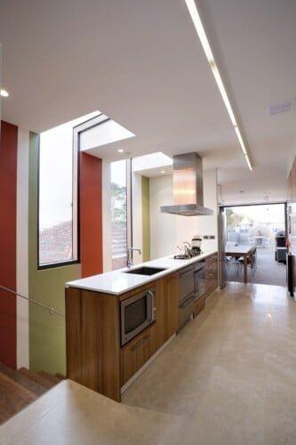 Elwood Office Kitchen 1 333x500, Michael Ellis Architects