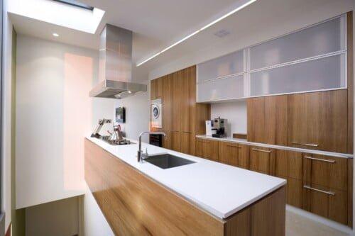 Elwood Office Kitchen 2 500x333, Michael Ellis Architects