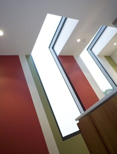 Elwood Office Lightwell 1 383x500, Michael Ellis Architects