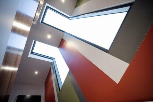 Elwood Office Lightwell 3 500x333, Michael Ellis Architects