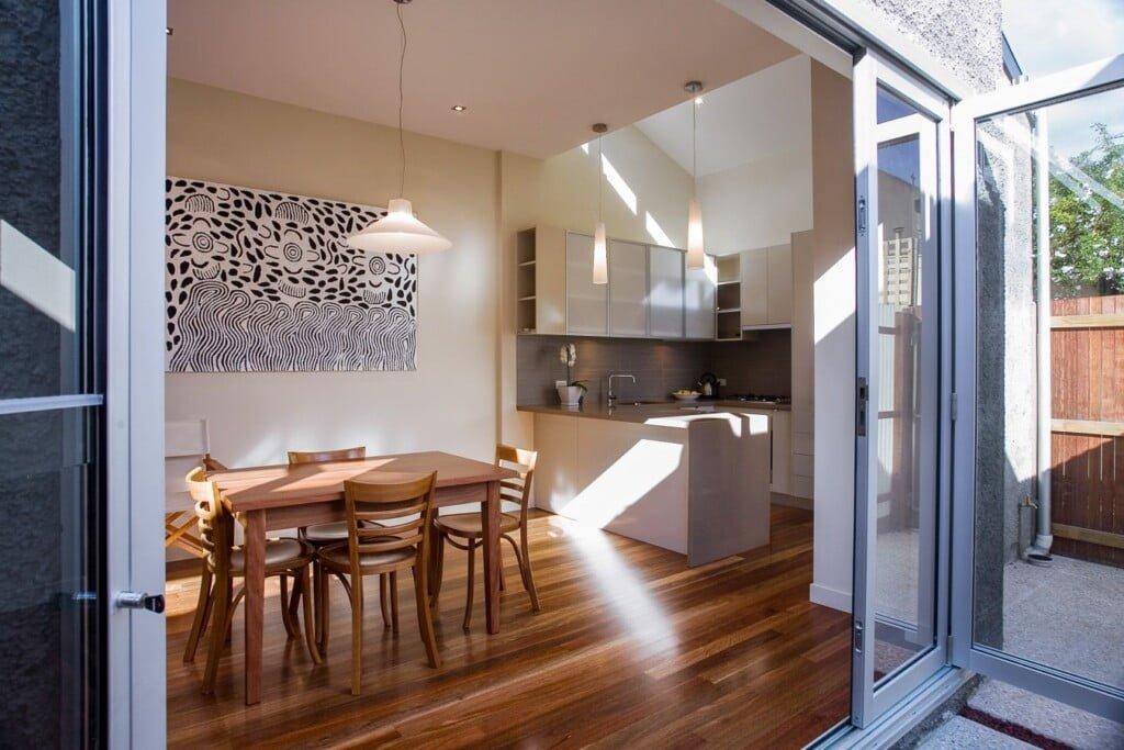 Kitchen Courtyard 1024x683, Michael Ellis Architects