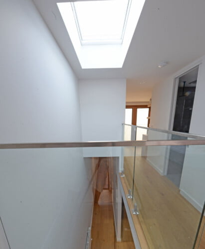 Wright Lightwell 411x500, Michael Ellis Architects