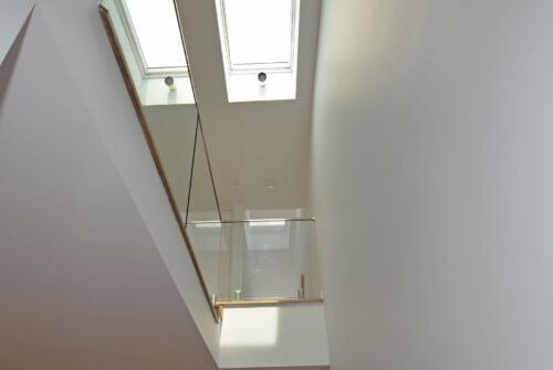 Wright Stairwell 1 500x335, Michael Ellis Architects